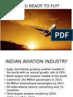 Aviation Industry RR