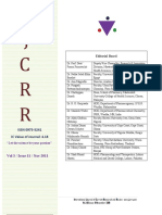 IJCRR Comparison of Acapella and RC Cornet for Airway Clearance in Bronchiectasis