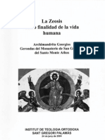 Theosis - Spanish (Archim. George)
