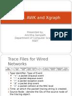 NS2 presentation-AWK+Wireless