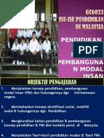 GC6033 Pend. Dlm Konteks Pembang..