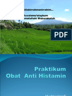 Praktikum Anti Histamin 09