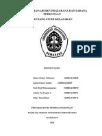 Perencanaan Studi Kelayakan Sistem Drainase (2)