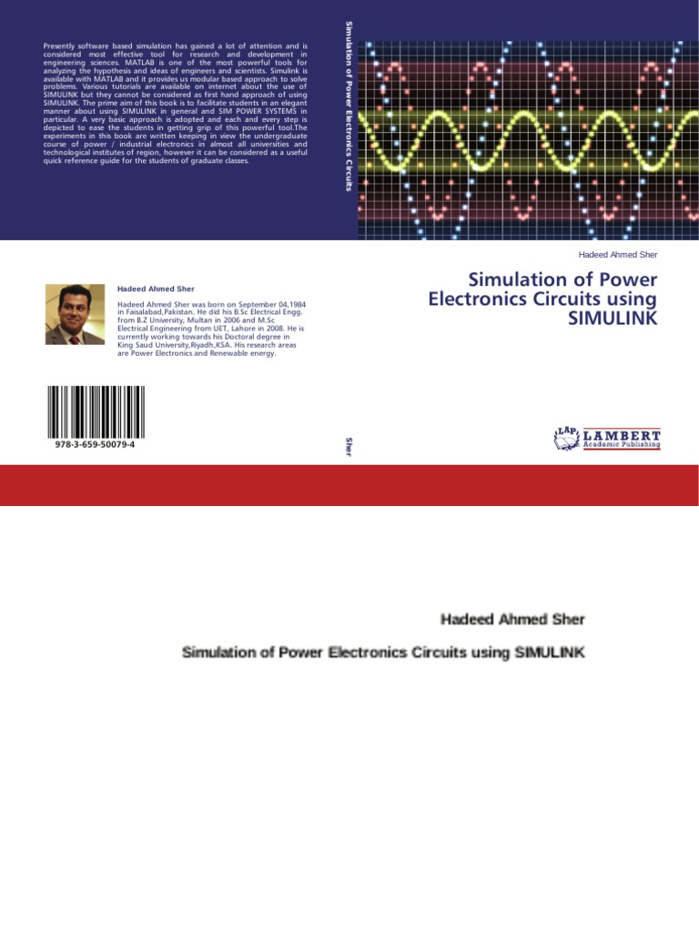 Simulation of Power Electronics Circuits using SIMULINK | Power