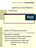 Microeconomics Competition and Market Structure Oligopoly