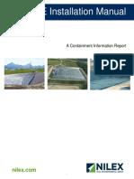 Nilex HDPE Installation Manual