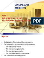 Topic 1_The Structure of the Intl Fin System