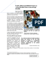 130. Lessons for Life - Mitigation of the HIV-AIDS Crisis in Asia