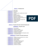 Constitutia Romaniei 2003