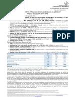16 02 16 Communique Financier Resultats Annuels 2015