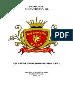 Proposal Aniv 8 KRC