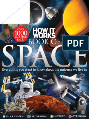 How It Works Book Of Space 7th E8dition 2016 Planets