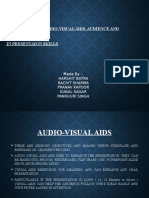 Benefits of Audio-Visual Aids
