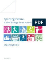 sporting future accessible