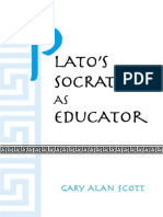Socrates as Educator