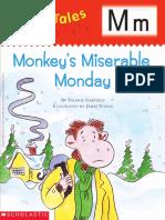 Monkey's Miserable Monday