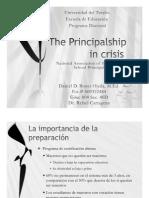 The Principal Ship in Crisis