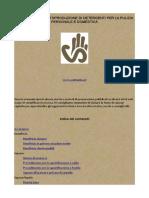 Manuale Per Lautoproduzione Di Detergenti