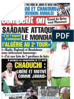 Edition du 3 avril 2010