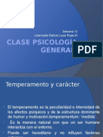 Clase Psicología General 12