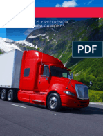 Truck Tire Data and Reference Book (Spanish)