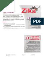 Síntomas de La Infección Por El Virus Zika