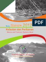 Statistik Kelautan Perikanan Tahun 2012