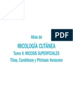 Atlas de Micología Cutánea Tomo2
