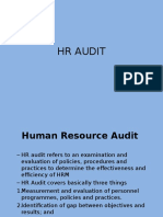 HR _AUDIT-IV