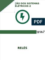 Proteção Dos Sistemas Elétricos 2 - Aula 6 - Relés
