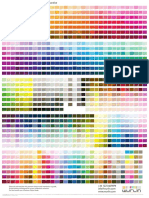 WURLIN Pantone Colour Guide