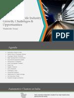 MBA Dessertation on  indianautomobileindustrygrowthchallengesopportunities-140629010617-phpapp02