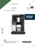 Manual Espressor