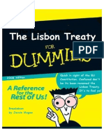 Lisbon Treaty for Dummies