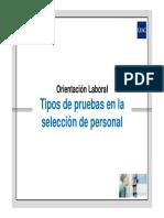 ceactiposdepruebasenlaselecciondepersonal-131202060805-phpapp02