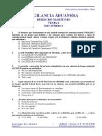 DM0602. Derecho Marítimo. Tema 6. Test Número 2