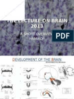The Lecture on Brain 2013