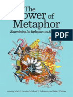 The Power of Metaphor Examining Its Influence on Social Life