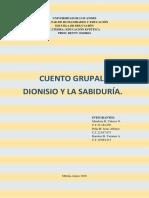 Cuento grupal. Estética. GRUPO #3. ARTE MEDIEVAL.pdf