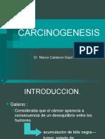 Oncología - Carcinogénesis II
