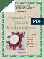 Proyecto Lúdico Grupal. Grupo #3 Arte Medieval.
