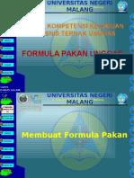 formulapakanternak