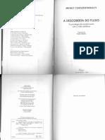 A Descoberta Do Fluxo - CSIKSZENTMIHALYI, MIHALY