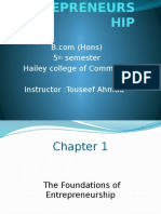 Chapter 1 - Foundation