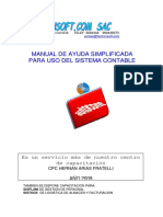 Manual de Software Autocont 2009