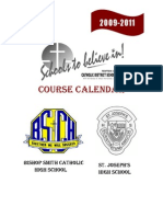 Course Calendar 2009 2011NLWkingpics