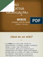 presentacion- wikis