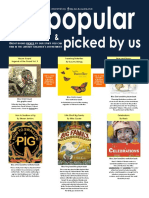 staff picks quarterly insert - march 2016