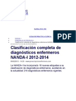 NANDA 2012 -2014