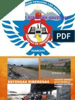 GAVIONES- ESTABILIZACION DE TALUDES Y DEFENSA RIBEREÑA